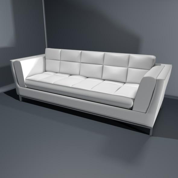 3DOcean Designer Sofa 1067968