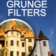 Grunge Photo Filters - GraphicRiver Item for Sale