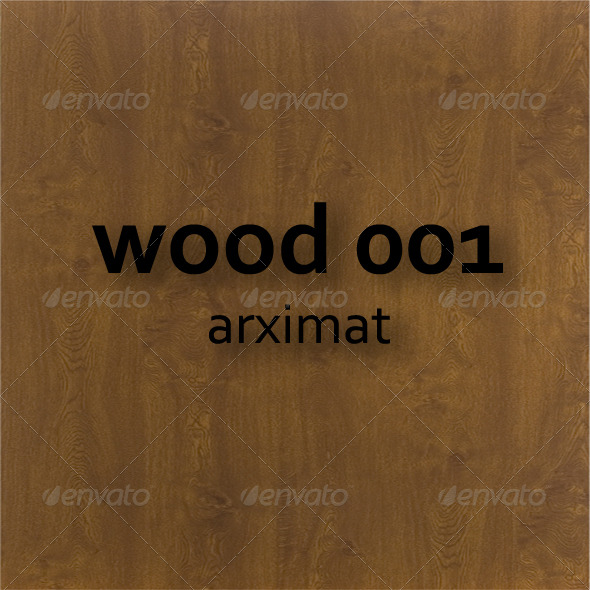 Wood 001 - Arximat - 3DOcean Item for Sale