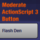 Moderate ActionScript 3 Button - ActiveDen Item for Sale