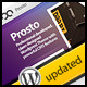 Prosto - Business & Portfolio, CMS WordPress theme - ThemeForest Item for Sale