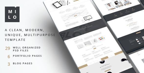دانلود COREBIZ MULTIPURPOSE BUSINESS HTML5 TEMPLATE - 52