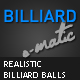Billiard - o - matic - GraphicRiver Item for Sale