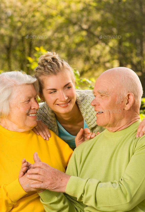 Смотреть дедушка с бабушкой 20 фотография