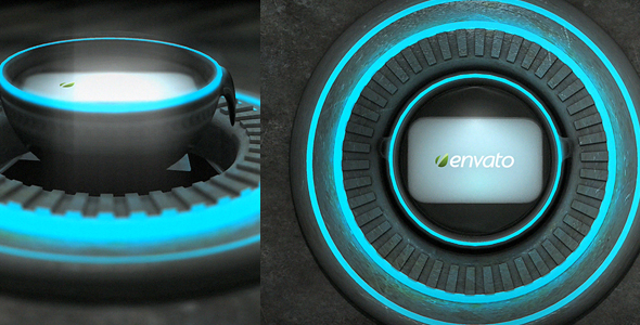 After Effects Project - VideoHive Rusty Logo Introanimation 133953