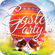 Easter Party Flyer-Graphicriver中文最全的素材分享平台