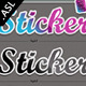 Sticker Photoshop Styles - GraphicRiver Item for Sale