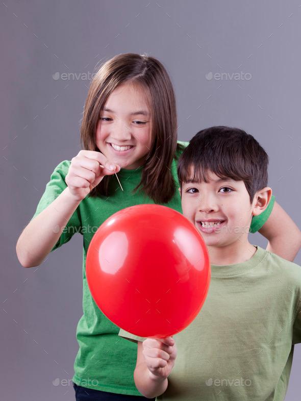 Brother balloon