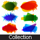 Color speech bubbles collection eps10 - GraphicRiver Item for Sale