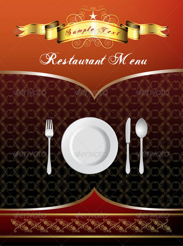 Menu Card Design Graphicriver