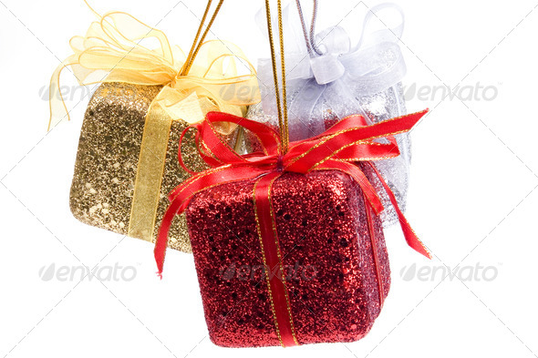 Small present box - Stock Photo - Images