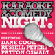 Karaoke and Comedy Night Flyer Template - GraphicRiver Item for Sale