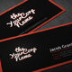 Creative People Business Card  - GraphicRiver Item for Sale