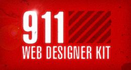 911 Web Designer Kit