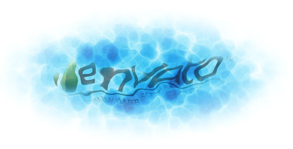 After Effects Project - VideoHive Water logo 101549