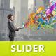 Creative Agency Slider-Graphicriver中文最全的素材分享平台