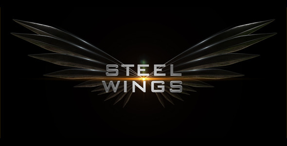 After Effects Project - VideoHive Steel Wings 131824