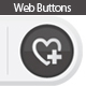 Clean And Stylish Web Buttons - GraphicRiver Item for Sale