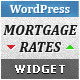Mortgage Rates Widget - CodeCanyon Item for Sale
