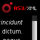XML Driven Scrolling Text and Scrollbar (AS3) - ActiveDen Item for Sale