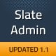 Slate Admin - ThemeForest Item for Sale