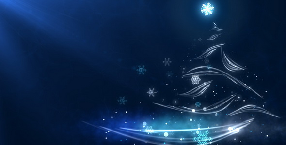 Christmas Tree VideoHive Motion Graphic  Backgrounds  Events 137312
