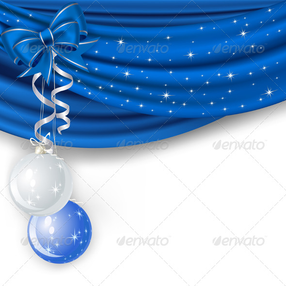GraphicRiver Christmas Background 137416