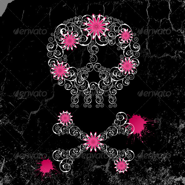 GraphicRiver Emo Background 137420