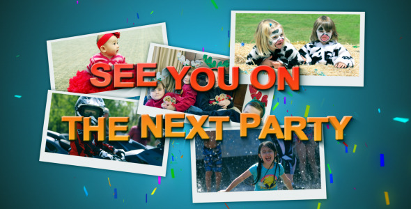 After Effects Project - VideoHive Kids Party 1114184
