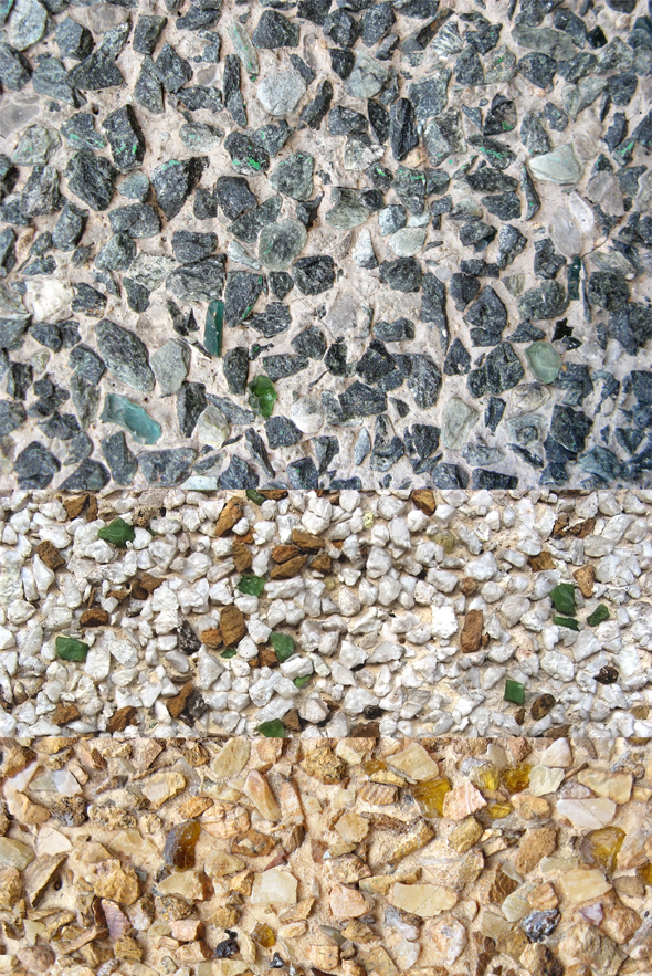 Stones coatings - Stone Textures