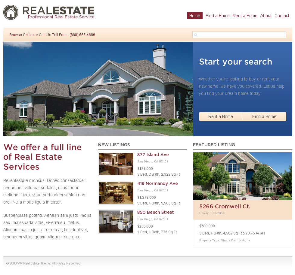 WP Pro Real Estate