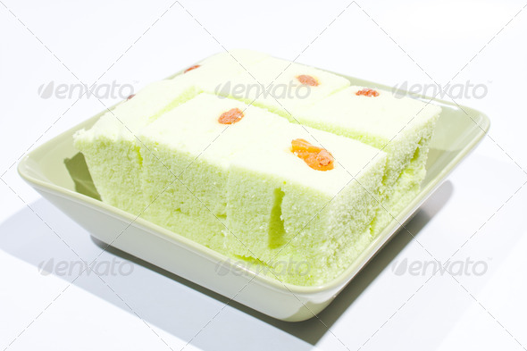 Thai dessert trolley - Stock Photo - Images