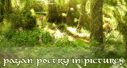 Pagan Poetry in Pictures
