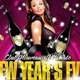 New Years Eve Party Flyer Templates - GraphicRiver Item for Sale