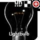 Classic Lightbulb 设计素材-Graphicriver中文最全的素材分享平台