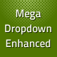 Mega Dropdown Enhanced - CodeCanyon Item for Sale