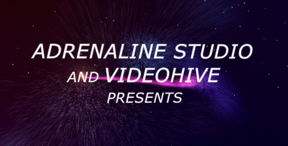 After Effects Project - VideoHive Presentation in an amazing space 136899