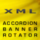 XML Accordion Banner Rotator - ActiveDen Item for Sale
