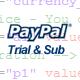 Paypal Trial and Subscription - CodeCanyon Item for Sale