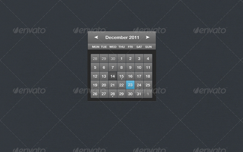Cool Calendar Design