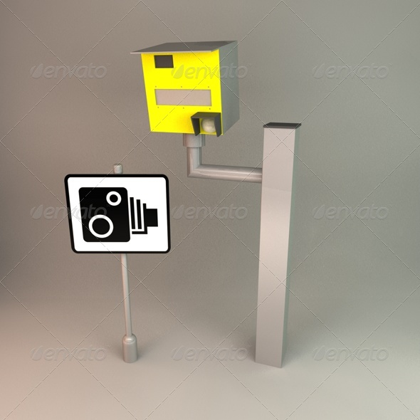 3DOcean Speed Camera 139703