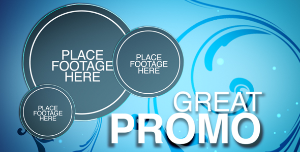 After Effects Project - VideoHive HD PROMO 1 36286