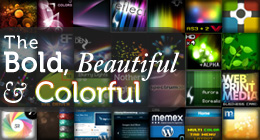 The  Bold, Beautiful & Colorful