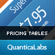 Web Pricing Tables (Grids) -Graphicriver中文最全的素材分享平台