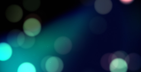 [VideoHive 140779] Blue bokeh loop | Motion Graphics