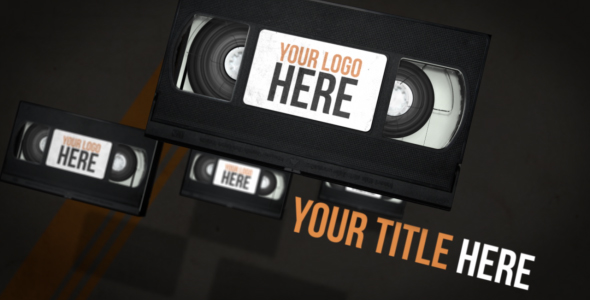 After Effects Project - VideoHive VHS OPENER PACK 140892