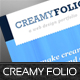 Creamyfolio PSD - ThemeForest Item for Sale