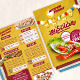 Food Menu Flyer - Ramadan-Graphicriver中文最全的素材分享平台