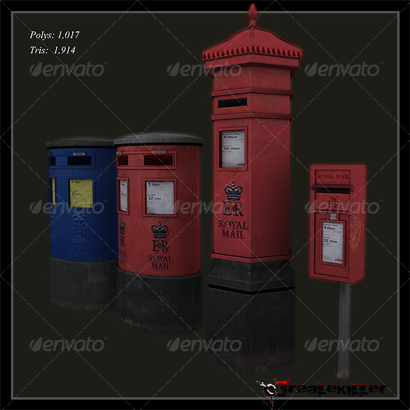 3DOcean English mailboxes 141506