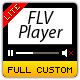 FLV VIDEO PLAYER - LITE - ActiveDen Item for Sale